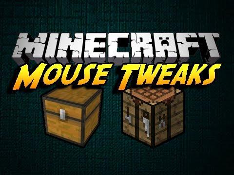 Mouse-Tweaks-Mod