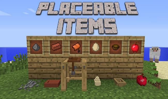 Placeable-Items-Mod