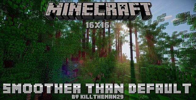 minecraft default texture pack