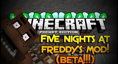 five nights at freddy's minecraft mod 1 12 2